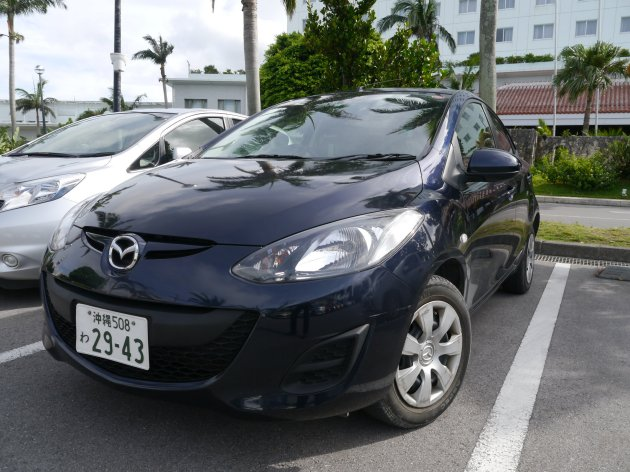 Three tips to rent a car in Japan at special price